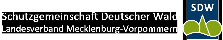 Schutzgemeinschaft Deutscher Wald (SDW) Landesverband Mecklenburg-Vorpommern